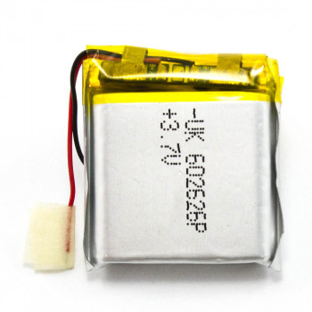 Аккумулятор 602626 для Smart Watch Q100, Q200 400mAh