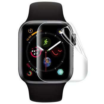 Гибкое защитное стекло Flexible Tempered Glass для Apple Watch 42mm, Transparent