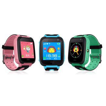 Розумний годинник Smart Baby Watch S4