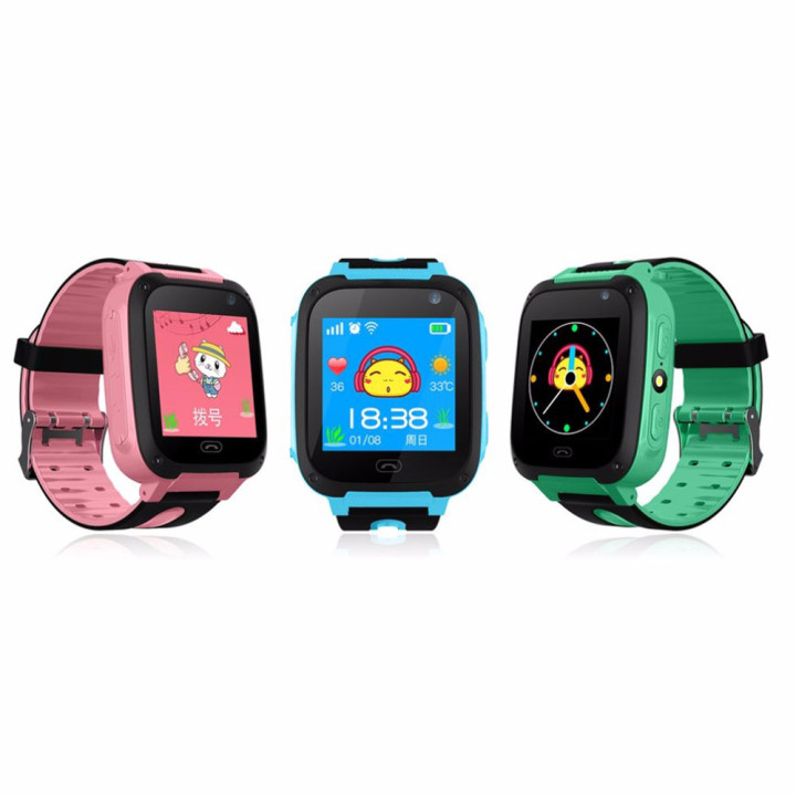 Умные часы Smart Baby Watch S4