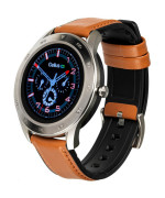 Умные часы (Smart Watch) Gelius Pro GP-L3 (URBAN WAVE 2020) Silver / Brown