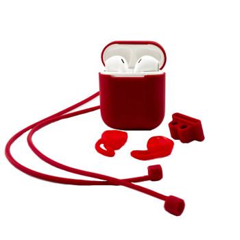 Чохол футляр XO Silicone Case для навушників Apple AirPods