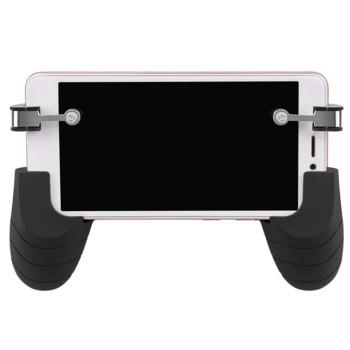 Беспровідний геймпад Lesko Ipad R9 для смартфона, планшета, Black