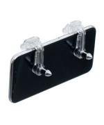 Геймпад триггер Lesko K10 для смартфона, Black