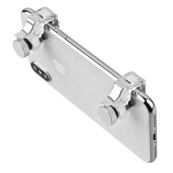 Ґеймпад триггер Lesko R11 для смартфона, Transparent