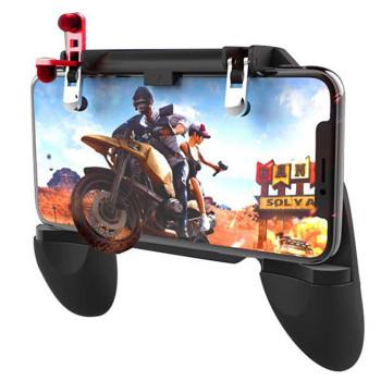 Бездротовий геймпад Lesko W10 для смартфону Black
