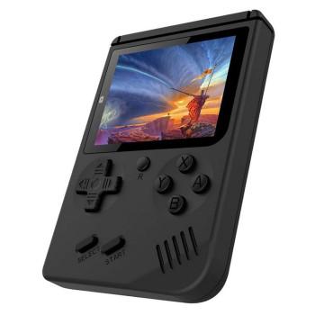 Ігрова консоль Optima Game Box RS-777 400 ігор, Black
