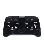 Беспроводной Bluetooth геймпад Remax RT-EM01 Cooling Stand, Black
