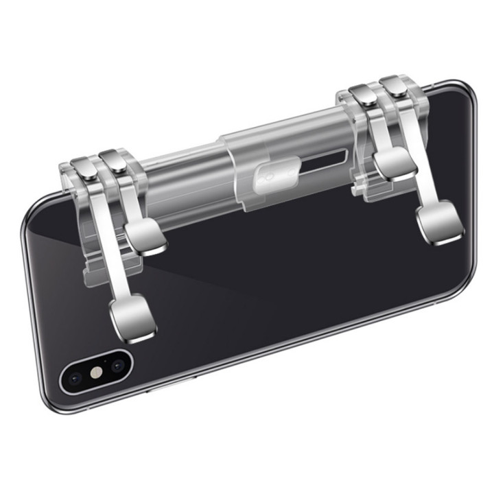 Геймпад Shooter K9 для смартфона Steel