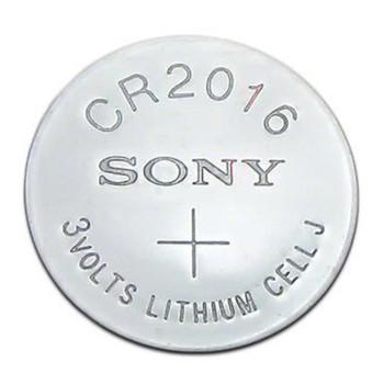 Батарейка CR2016 Lithium 3V, Silver