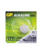 Батарейка GP AG4 LR626 1,5V Silver