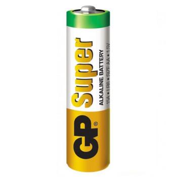 Батарейка GP AA LR6 Super Alkaline 15A 1.5V, Green