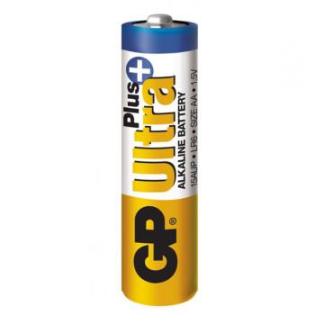 Батарейка GP AA LR6 Ultra Plus Alkaline 15AUP 1.5V, Blue