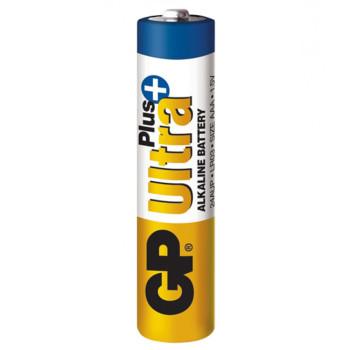 Батарейка GP AAA LR03 Ultra Plus Alkaline 24AUP 1.5V, Blue