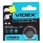 Батарейка Videx CR1220 5012-LC 3V, Silver.