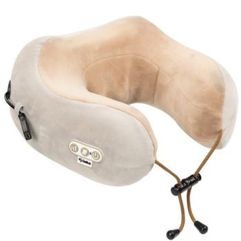 Масажна подушка для шиї Gelius Smart Pillow Massager GP-PM001, Beige