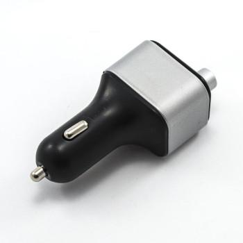 Автомобільний FM-модулятор (трансмітер) MHZ G15, Steel