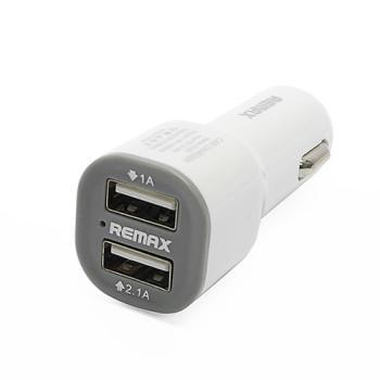 Автомобільний зарядний пристрій Remax Jian RCC201 (white)
