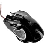Проводная игровая мышка Zornwee Z3 с подсветкой, Black