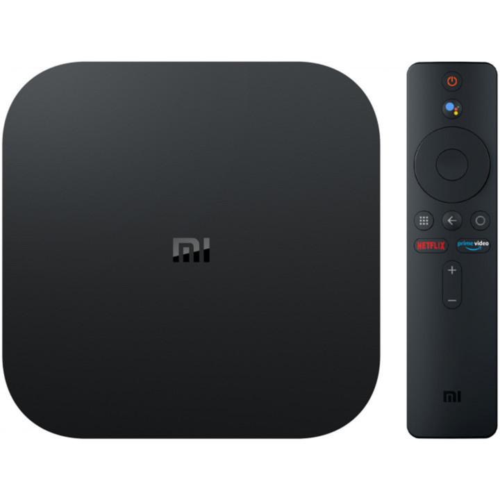 Приставка Smart TV Xiaomi Mi Box S 2 / 8GB Android 8.1 Black