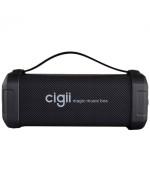 Портативна Bluetooth колонка Cigii F62D, Black