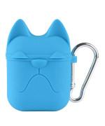 Чехол футляр ArmorStandart Silicone Case Cat для наушников Apple AirPods