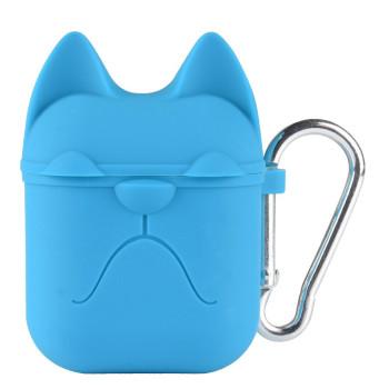 Чохол футляр ArmorStandart Silicone Case Cat для навушників Apple AirPods