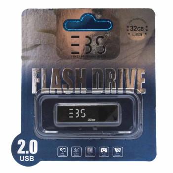 USB ФЛЕШКА Flash drive 3BS 32 GB USB 2.0 S Black