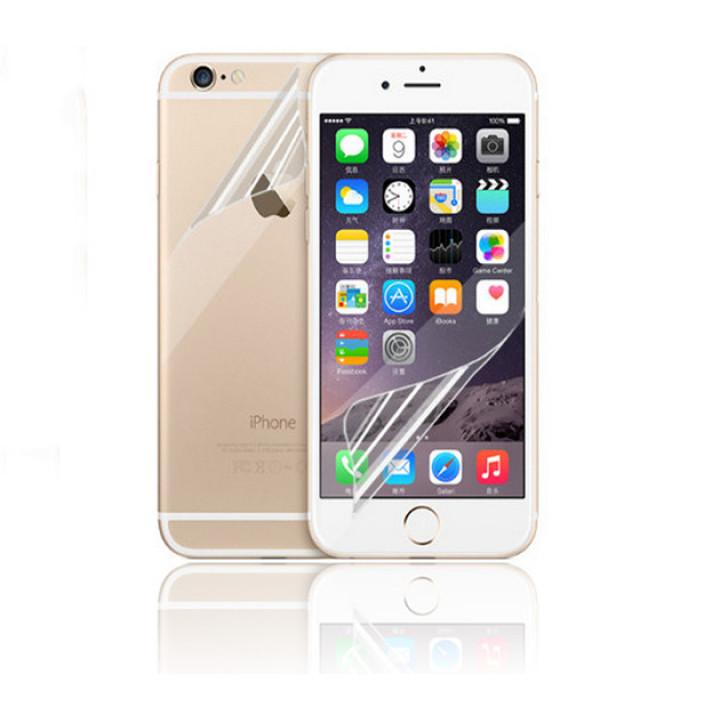 """Комплект матових плівок перед/зад для iPhone 6 plus (5.5"""")"""