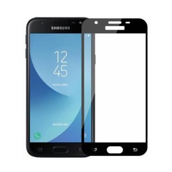 Защитное стекло 2.5D Full Screen Tempered Glass для Samsung Galaxy J3 2018