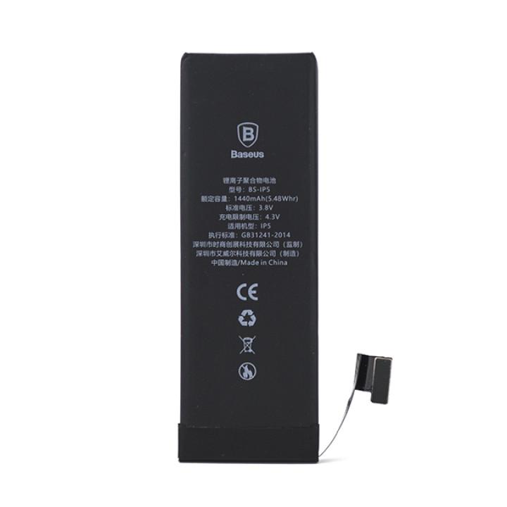 Аккумулятор Baseus Accb-Aip5 для Apple Iphone 5 (Original) 1440 mAh