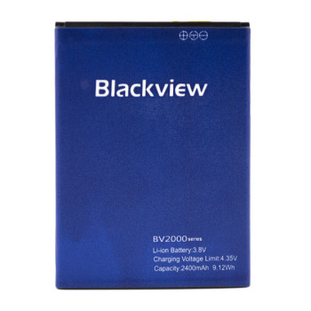 Аккумулятор BV2000 для Blackview BV2000, BV2000S (ORIGINAL) 2400мAh