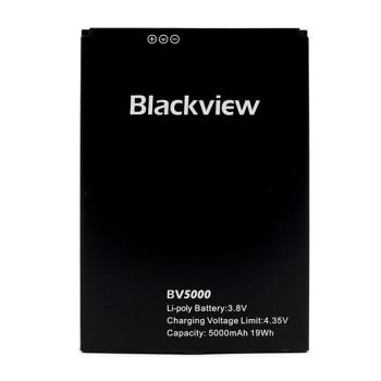 Аккумулятор для Blackview BV5000, 5000mAh