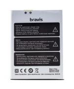 Аккумулятор для Bravis A552 Joy Max (Original) 3000мAh