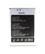 Акумулятор для Bravis Atlas A551 (ORIGINAL) 2500mAh