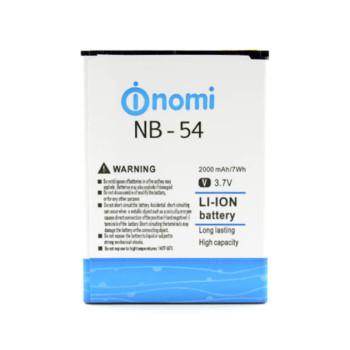 Акумулятор  для NB-54 для Nomi i504 (Original) 2000мAh