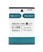 Аккумулятор NB-4510 для Nomi  i4510 (Original) 1600мAh