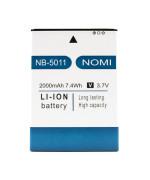 Аккумулятор NB-5011 для Nomi i5011 EVO M1 (ORIGINAL) 2000mAh
