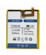 Аккумулятор NB-5031 для Nomi Evo X1 i5031 (Original) 2150мAh