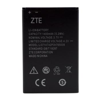 Аккумулятор Li3714T42P3h765039 для ZTE Blade A3 (ORIGINAL) 1400мAh
