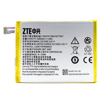 Аккумулятор Li3830T43P6h856337 для ZTE Blade X9, Blade S6 Lux, G719C (Original) 3000mAh