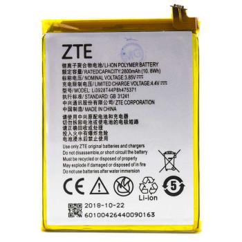Аккумулятор LI3928T44P8h475371 для ZTE Axon Mini / Small Fresh 3 C880 (Original), 2800 mAh