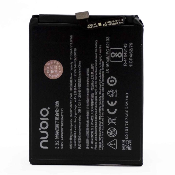 Аккумулятор Li3932T44Ph806139 для ZTE Nubia Z17 (Original) 3200mAh