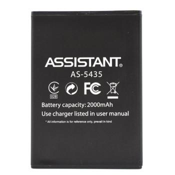 Акумулятор для Assistant  AS-5435, 2000 мAh (Original)