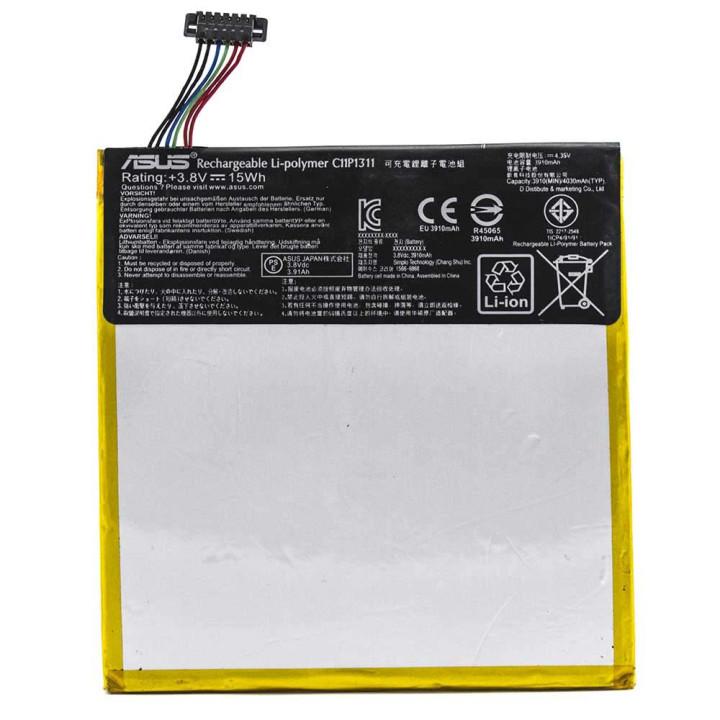 Аккумулятор C11P1311 для Asus Fonepad 7 ME175CG (Original), 3910мAh