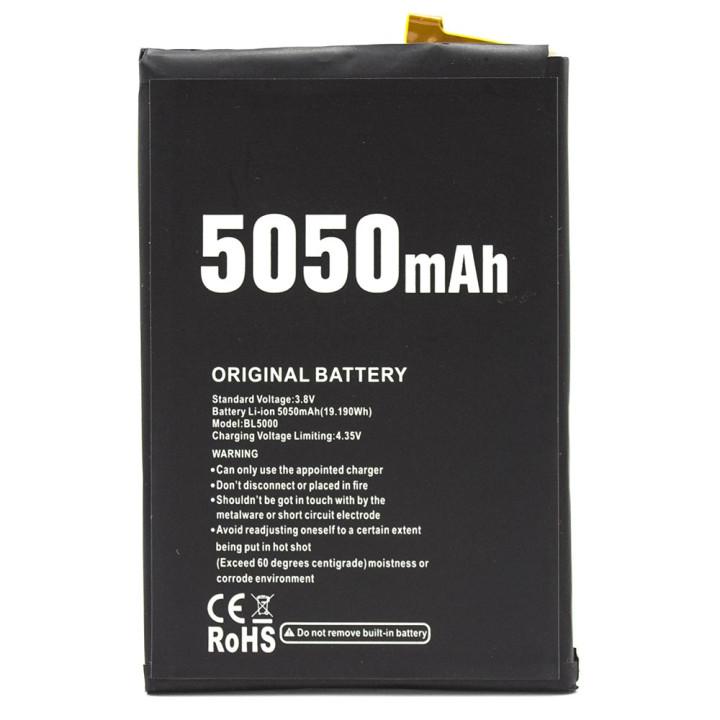 Акумулятор для DOOGEE BL5000 (Original), 5050 mAh