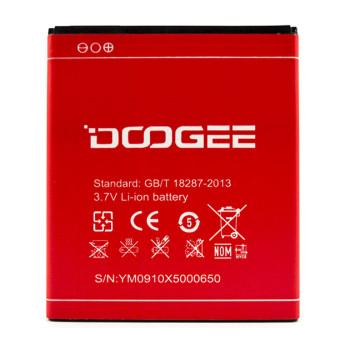 Аккумулятор для Doogee X5 / X5 Pro / X5S, 3100mAh (УСИЛЕННЫЙ)