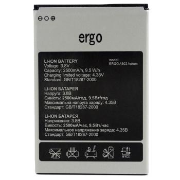 Акумулятор для Ergo A502 Aurum (Original) 2500mAh