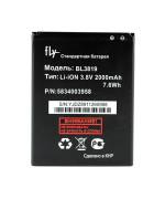 Аккумулятор BL3819 для Fly IQ4514, IQ4514 Quad, 2000мAh
