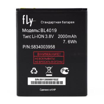 Аккумулятор BL4019 для Fly IQ446, 2000мAh
